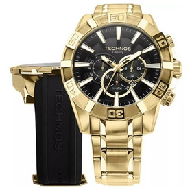 Relógio Technos Masculino Classic Legacy Os2aajac/4p