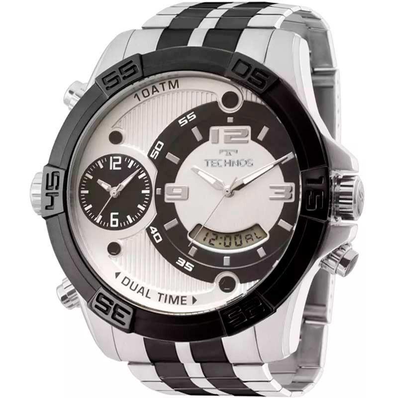 a5b3313e6c7 relógio technos masculino classic legacy t205fv 1p. Carregando zoom.