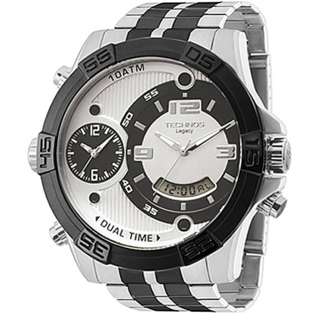 c9174c84a70 relógio technos masculino classic legacy t205fv 1p - loja. Carregando zoom.