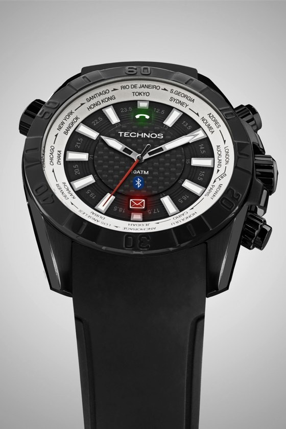 Relógio Technos Masculino Connect 2039ax 8p - R  699,90 em Mercado Livre b39cdce27e