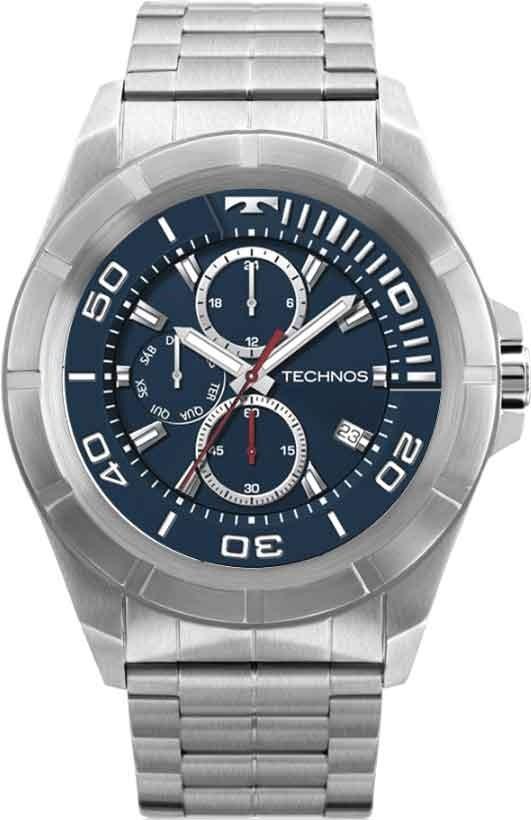 3b679b6dbb0b4 Relógio Technos Masculino Connect Sraa 1p  bluetooth - R  947,37 em ...