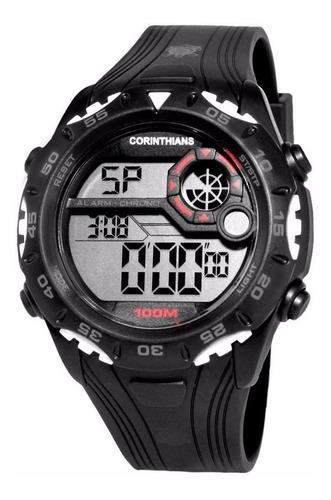 relógio technos masculino corinthians oficial cor1360/8p