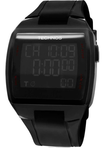 relógio technos masculino digital performance ts mw5491/8p