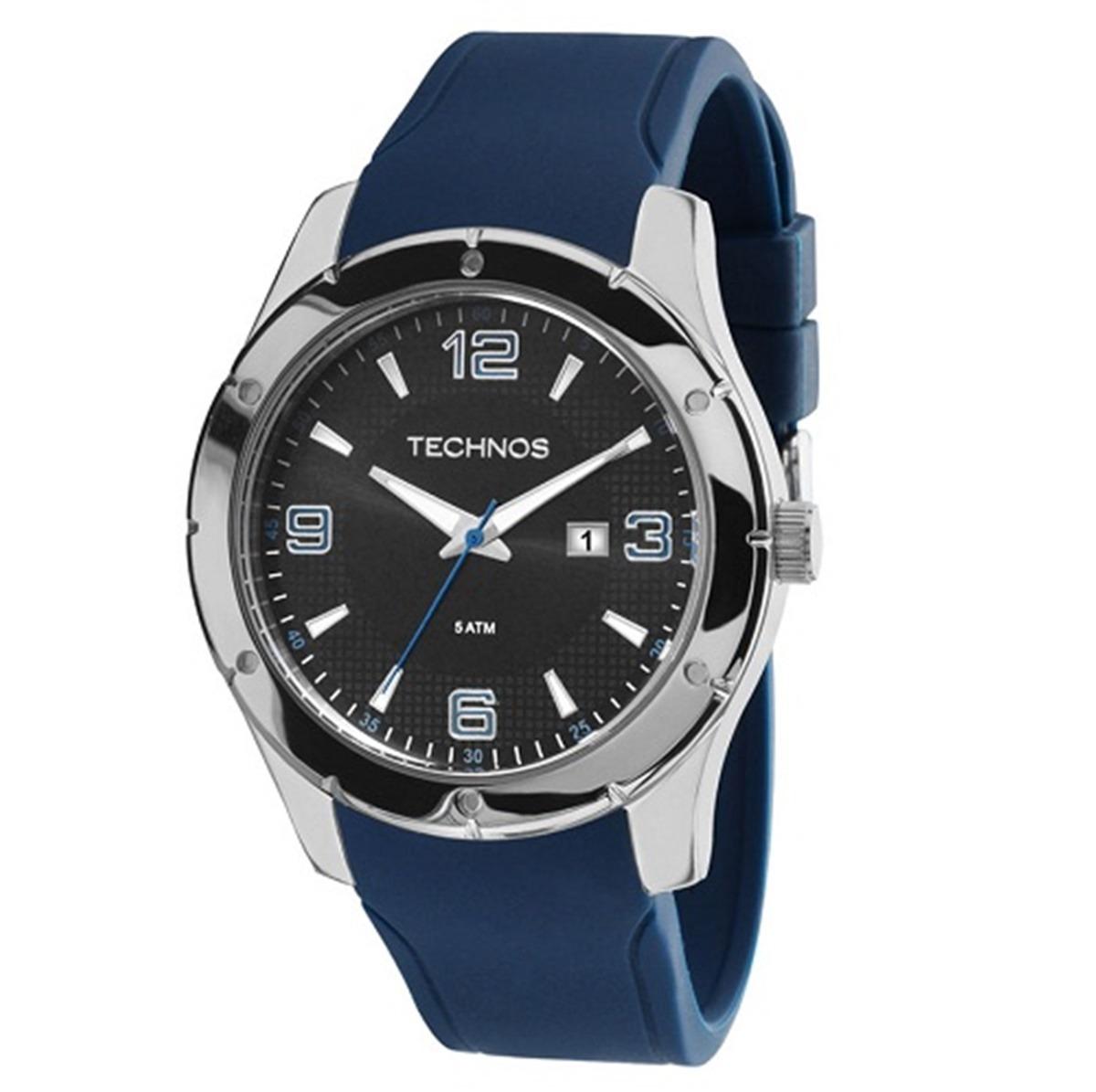 e4a7b0050015c relógio technos masculino esportivo 5 atm 2115mks8p. Carregando zoom.
