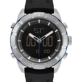 Relógio Technos Masculino Esportivo Anadigi Original