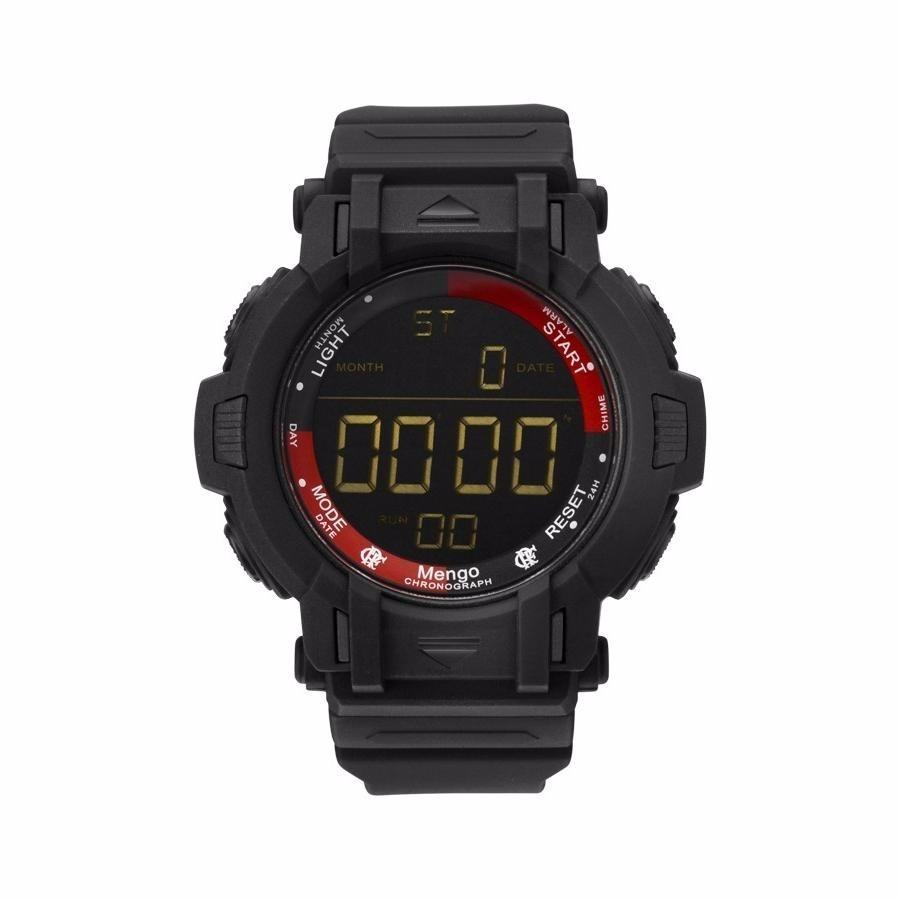 Relógio Technos Masculino Flamengo Oficial Fla8111 8p - R  219,90 em ... d6da796487