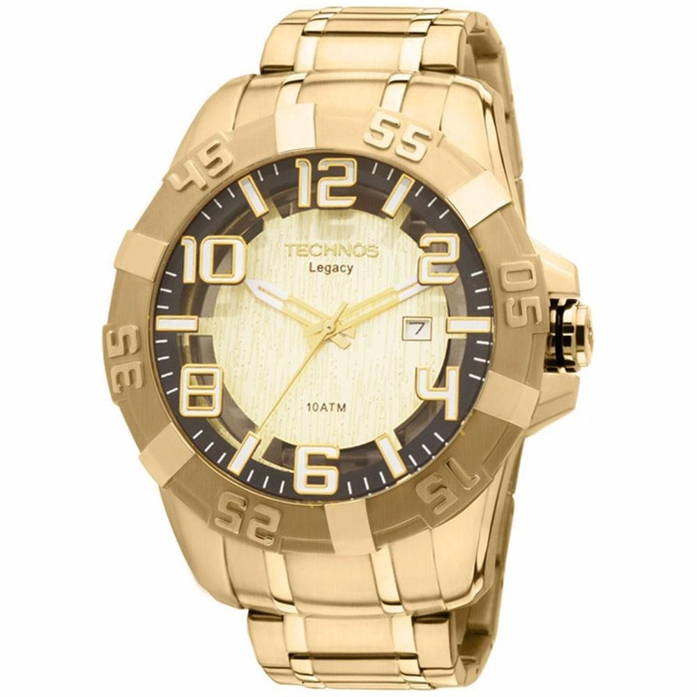 a913a53fd5b relógio technos masculino legacy 2315aba 4d. Carregando zoom.