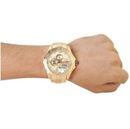 Relógio Technos Masculino Legacy Dourado Jr00ah 4x - C  Nfe - R  635 ... ee4d1c8989