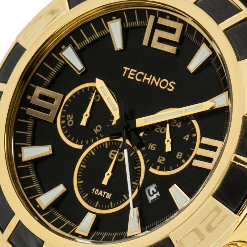 2f10be779b6 relógio technos masculino legacy js25bj 8p. Carregando zoom.