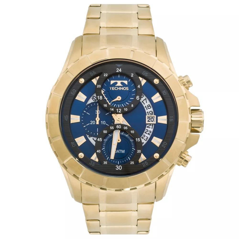 relógio technos masculino legacy sport js15em 4a + nfe. Carregando zoom. 8d65a5e0f6