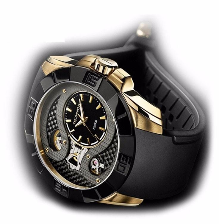 d2786055307ea Relógio Technos Masculino Lendas Do Podium 2039ar 8p + Nf-e - R  810 ...