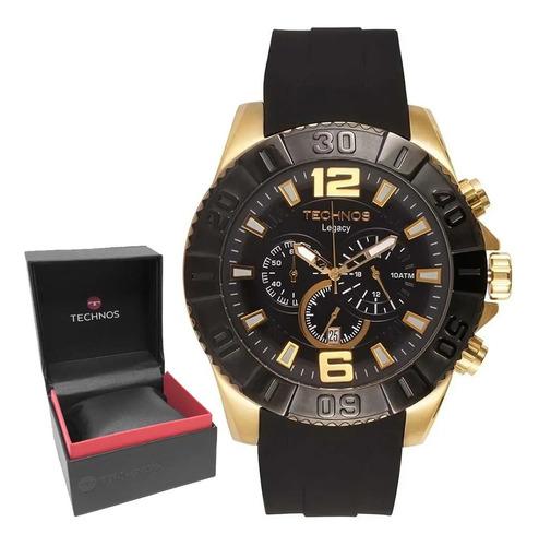 relógio technos masculino original c/garantia e nf os20io/8p