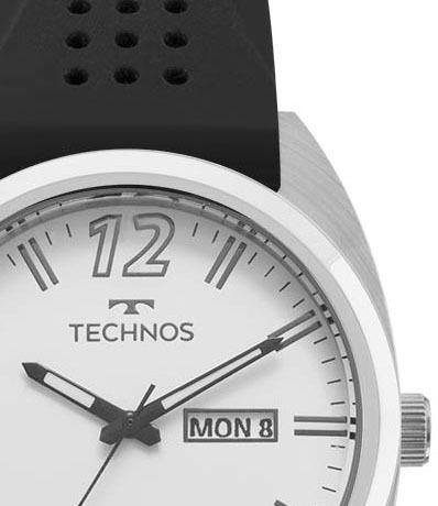 relógio technos masculino performace racer 2305aw/1k