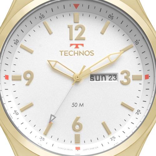 relógio technos masculino performance militar nota 2105az/2b