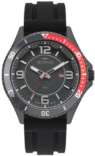 relógio technos masculino performance racer 2115msi/8p