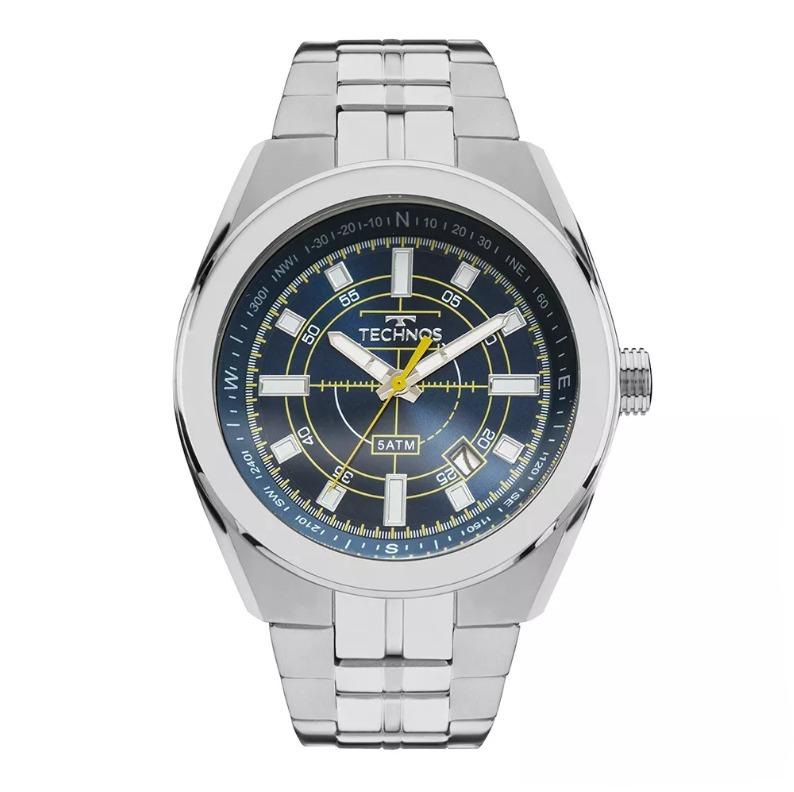 864a7886f0 Relógio Technos Masculino Performance Racer 2315acp 1a - R  215