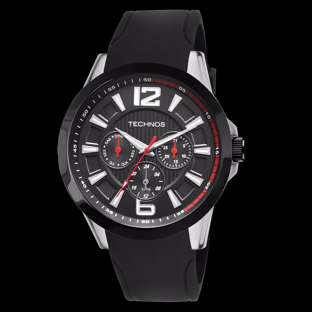 cde84da1cb120 relógio technos masculino performance racer 6p29ahc 8p. Carregando zoom.