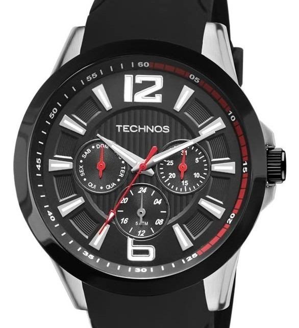 Relógio Technos Masculino Performance Racer 6p29ahc 8p - R  278,90 ... 643776f639