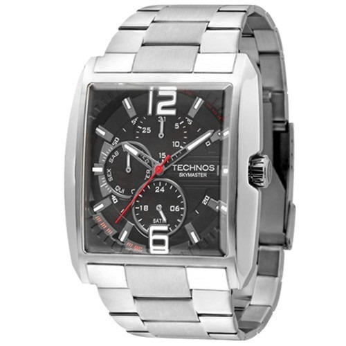 f220a48128d Relógio Technos Masculino Performance Skymaster 6p27dl 1p - R  553 ...