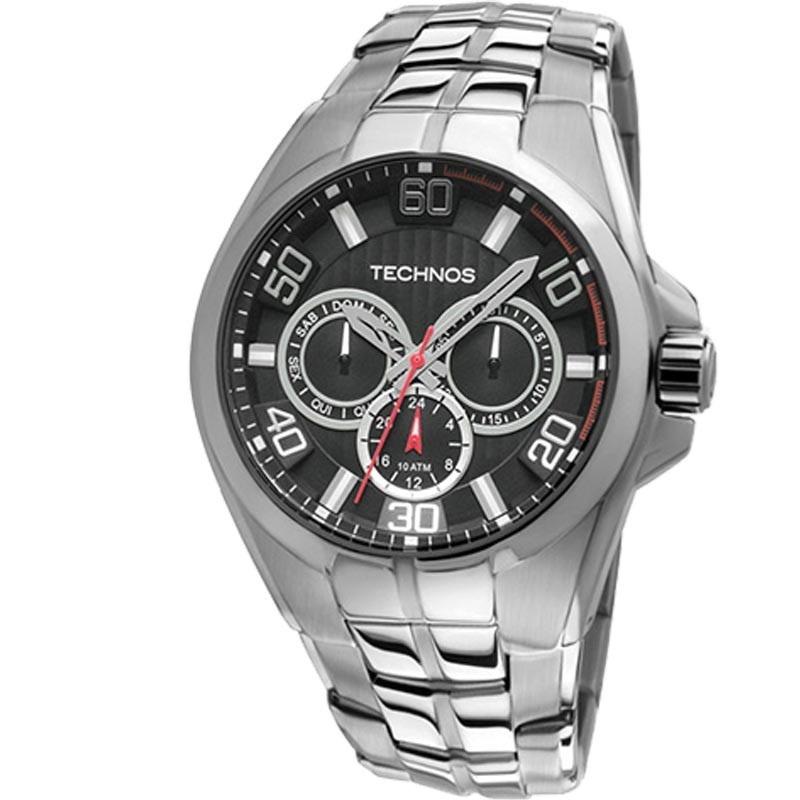 Relógio Technos Masculino Performance Skymaster 6p29aal 1p - R  499,99 em  Mercado Livre 70883b15a4