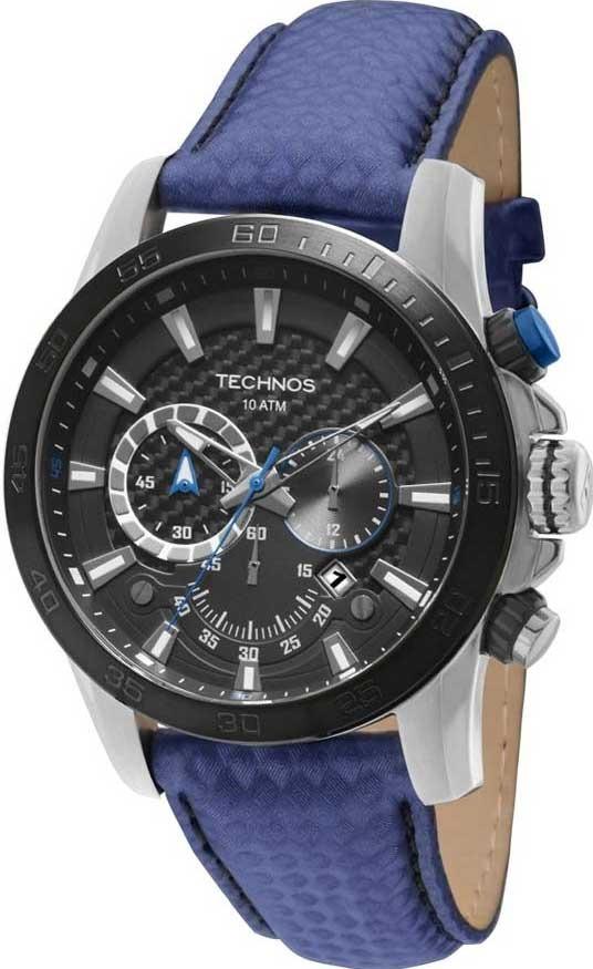 relógio technos masculino performance ts carbon os2abb 0a. Carregando zoom. 63d5fd38f1