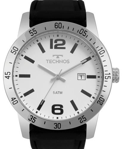 relógio technos masculino performer racer - 2115mqb/8b