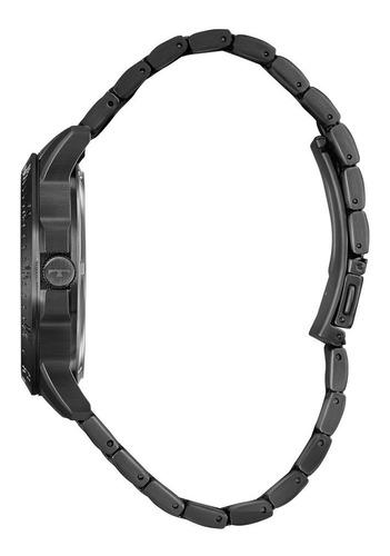 relógio technos masculino preto racer - 2115mqu/4p