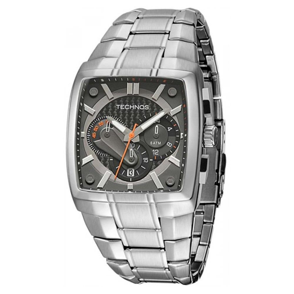 88d8322c3b2 relógio technos masculino quadrado cronógrafo os20hw oferta. Carregando  zoom.