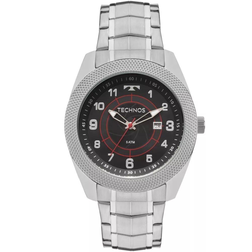 348f1f45d Relógio Technos Masculino Racer 2115lav/1p - R$ 239,00 em Mercado Livre