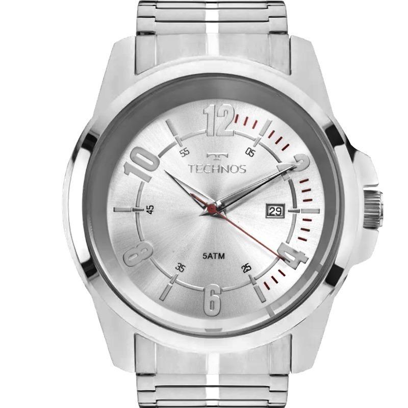 Relógio Technos Masculino Racer Original 2115mmw 1k - R  164,00 em ... 405db8a421