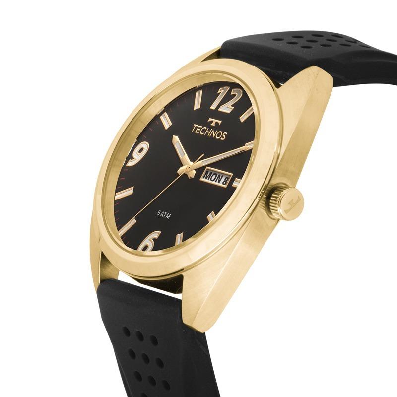 03399b04efbdf relógio technos masculino racer preto dourado nfe 2305at 8p. Carregando  zoom.