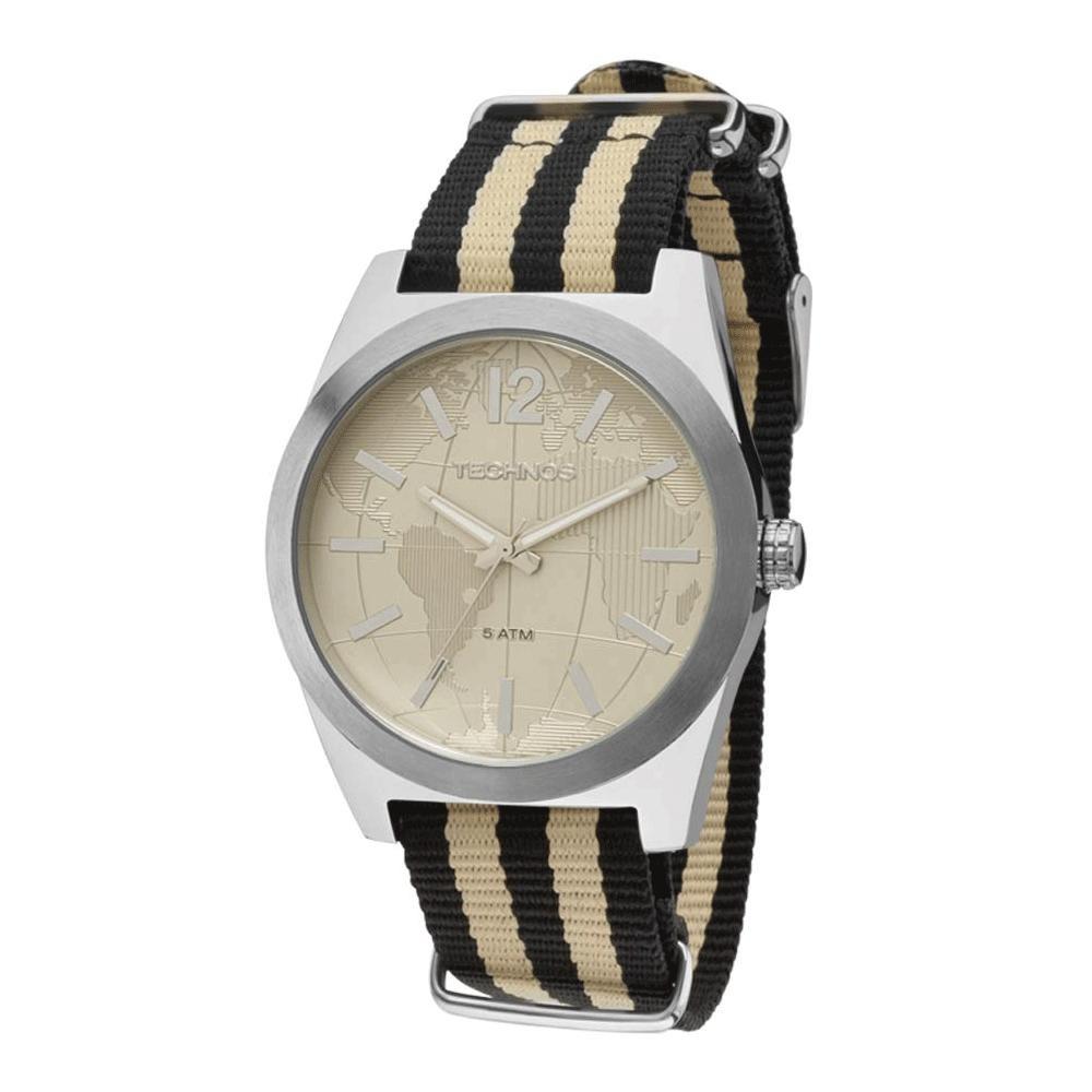74d4defd536 relógio technos militar masculino analógico - 2036mex 8x. Carregando zoom.