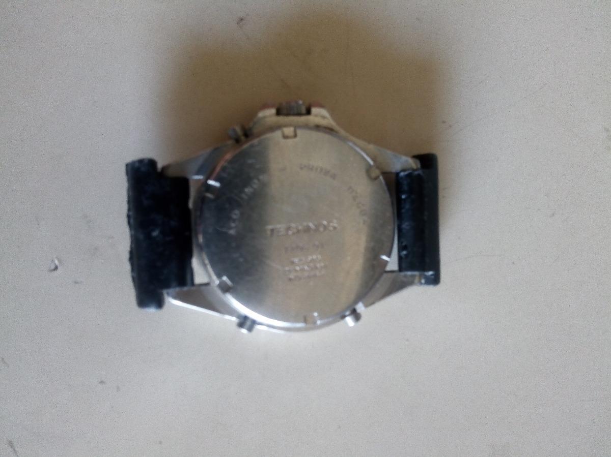5f8b81e79ce relógio technos modelo t206.01. Carregando zoom.