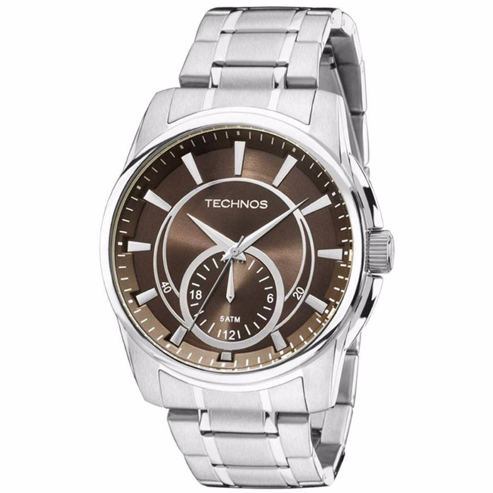 b6876d197721a Relógio Technos Multifunção 6p28ab 1m Original C  Nf - R  389,90 em ...