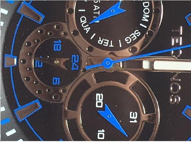 84fb2a0bfbbea Relógio Technos Performance Racer Calendário Multifunção - R  319,00 ...