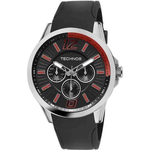 relógio technos performance racer original com nf