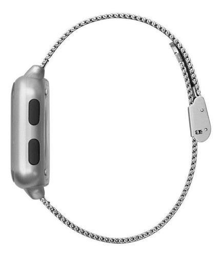 relogio technos prata/ puls. mo6600ak7k