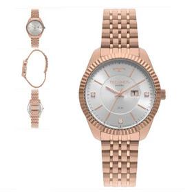2034144dcc Relógio Technos Feminino Riviera Rose - Relógios De Pulso no Mercado ...