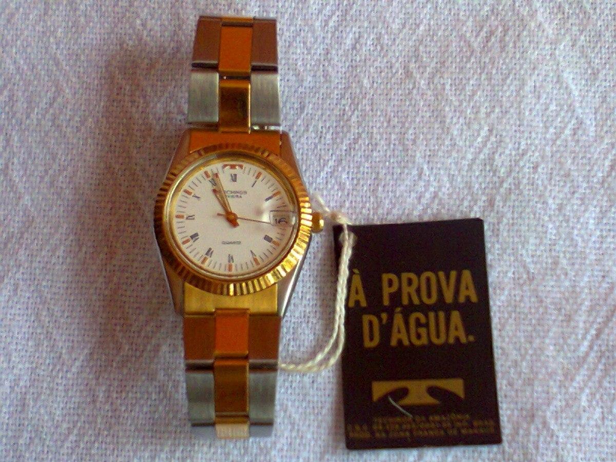Relógio Technos Riviera Masculino - R  550,00 em Mercado Livre 5f4cab5ca9