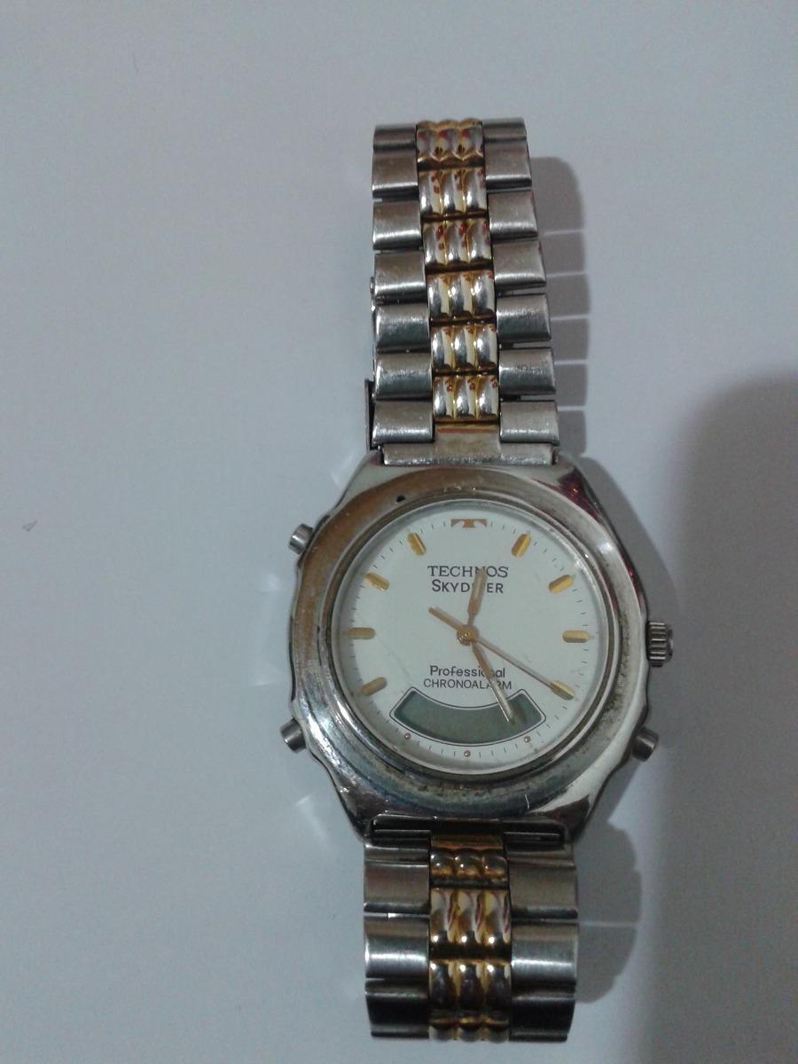 Relógio Technos Skydiver T205.11 - R  40,00 em Mercado Livre 19b5d1b193