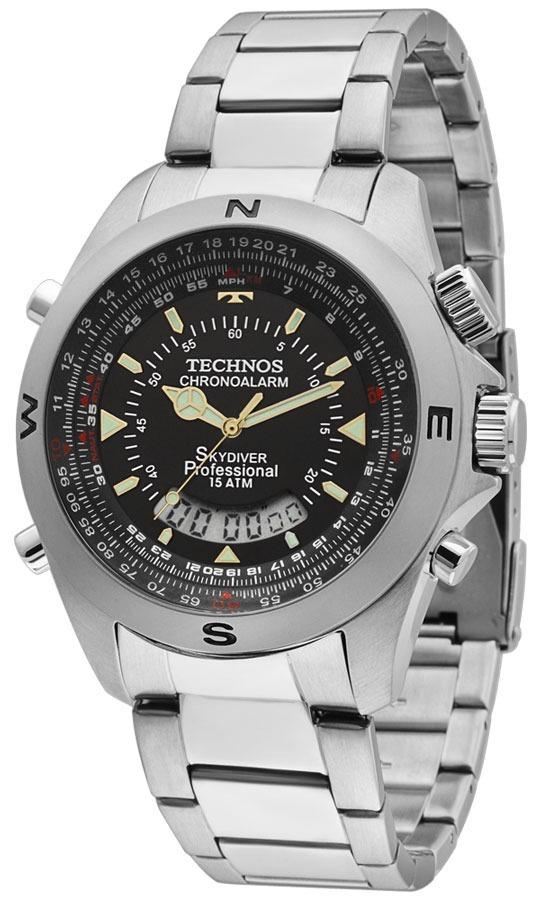 b9a9f9b4c3218 relógio technos skydiver t20565 1p nota fiscal black friday. Carregando  zoom.