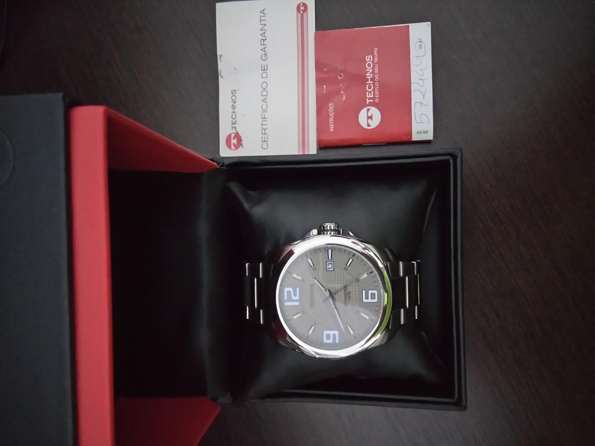 f570a0aa0b6 Relógio Technos Skymaster 2415ag - R  320