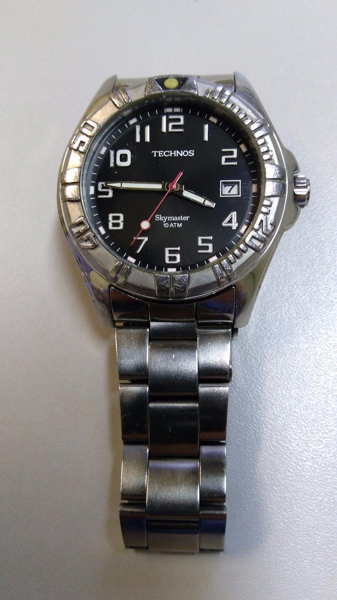 Relógio Technos Skymaster - R  220,00 em Mercado Livre 5331a3b9fe