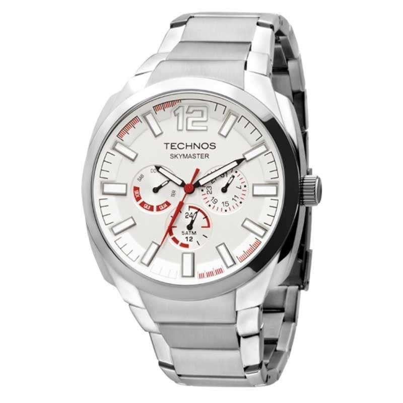 Relógio Technos Skymaster Multifunção 6p29aev 1k - R  479,00 em ... 4fd1eca7d4