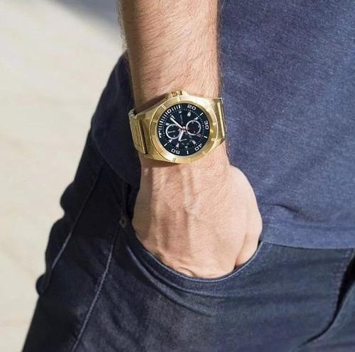 d309fd792ccf6 Relógio Technos Smartwatch Connect Srab 4p Muda Visualização - R ...
