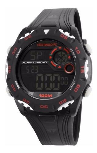 relógio technos são paulo sao1360aa8p