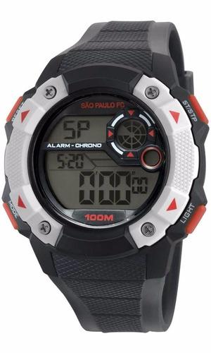 relógio technos são paulo sao1360ab8p