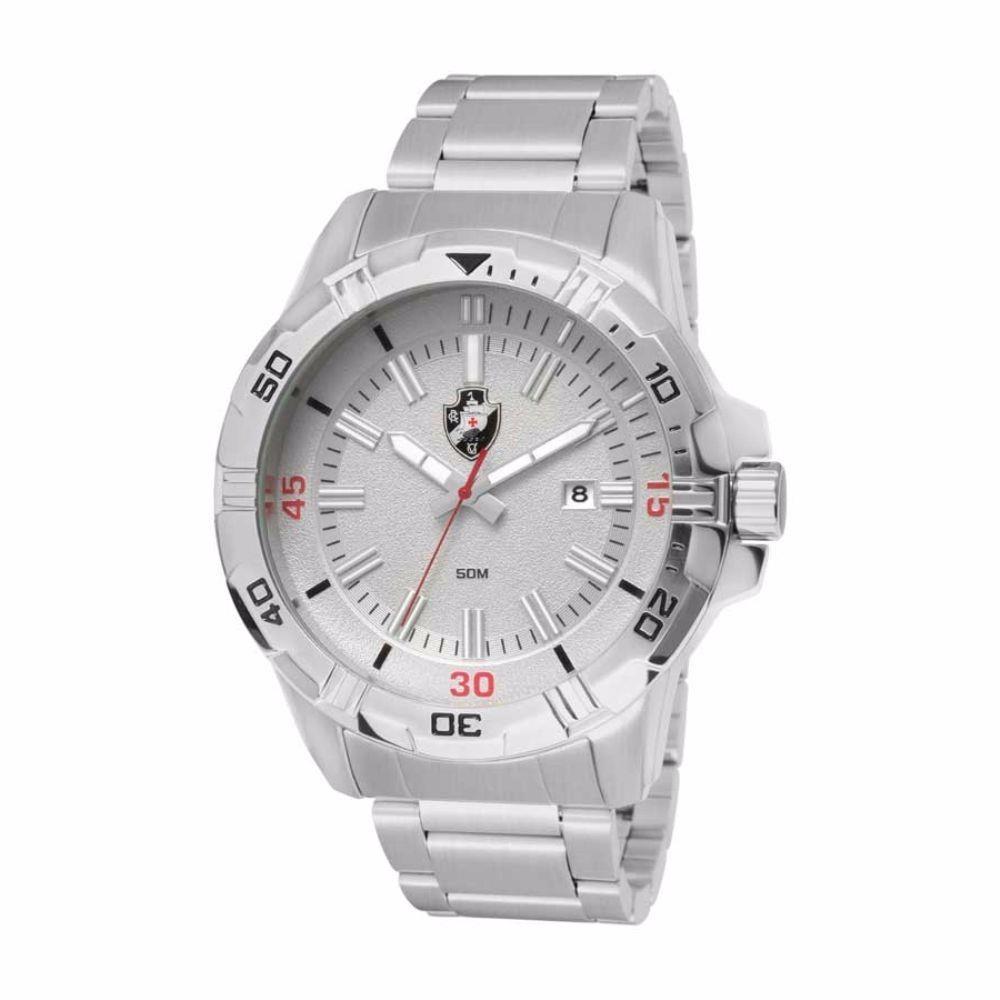 b1dcd45b29dec Relógio Technos Vasco Da Gama Licenciado Vas2315ab 3c - R  299,90 em ...