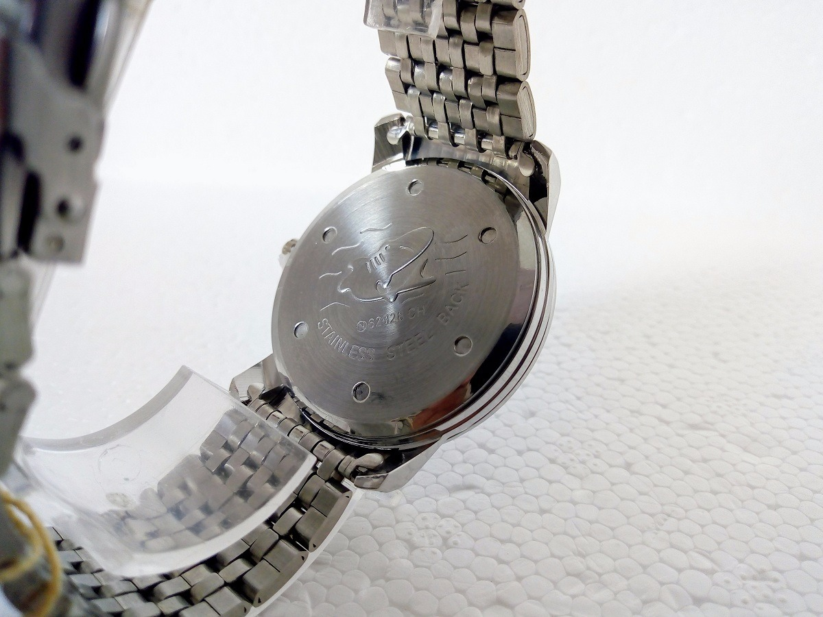 d2da02766c5 relógio tecnet social masculino prata aço inox original. Carregando zoom.
