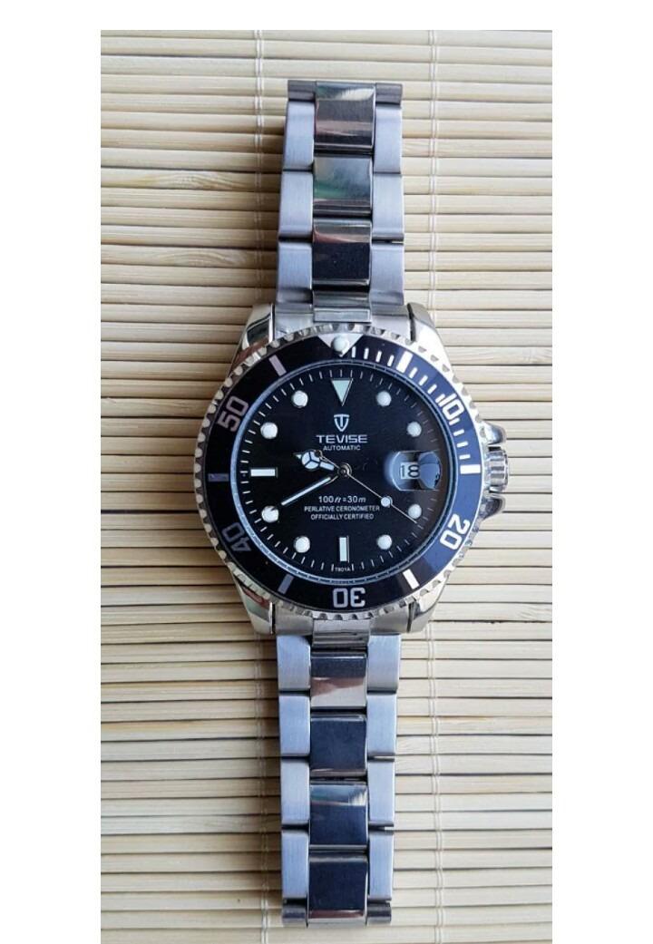 880e78fbc4d relógio tevise 100% original   funcional. Carregando zoom.